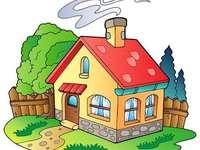 Παιχνίδι Puzzle House