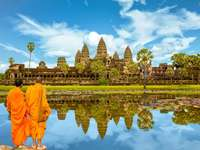 Храмът на д'Ангкор