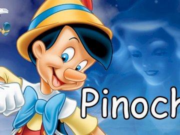 Пинокио и момчетата от Сегундо - Филмът разказва историята на стар дърводелец на име Gepp