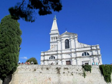Croatie - Péninsule d'Istrie - Croatie - Péninsule d'Istrie