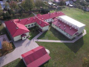 Scuola a Kalników - Una nuova scuola dopo la ristrutturazione di un vecchio edificio