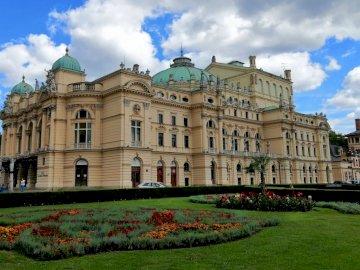Teatr w Krakowie - Teatr im. Juliusza Słowackiego w Krakowie