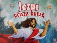 Lugn stormen - Jesus lugnade stormen