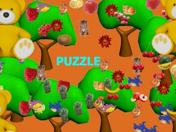 GREAT PUZZLE - THE IMAGINATION HAD ME WHEN I MADE THESE PUZZLES
