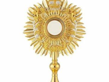 Αρτοφόριο - Σοβαρότητα Monstrance του Corpus Christi
