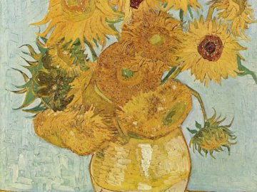Tournesols - Tournesols Vincent van Gogh