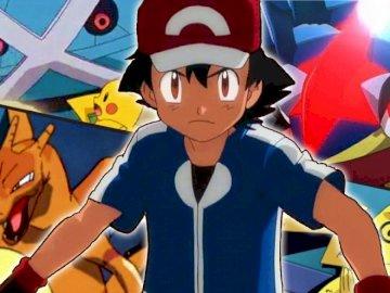 Pokémon - Sacha, le dresseur de pokémon