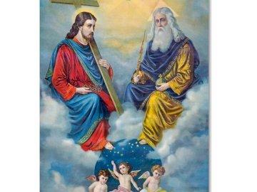Αγία Τριάδα - Η εικόνα της Αγίας Τριάδας