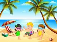 PUZZLE BEACH 4 ANOS