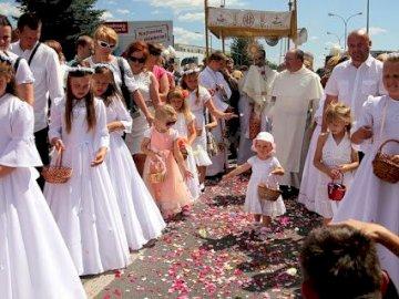 Corpus Christi - Corpus Christi procession