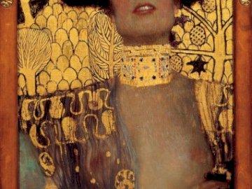 G. Klimt - Judith - Gustav Klimt