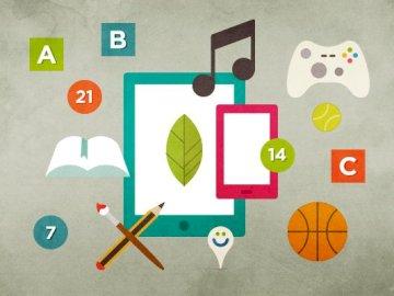EDUCACIÓN Y APP - La educación se nutre con  uso de app educativas.