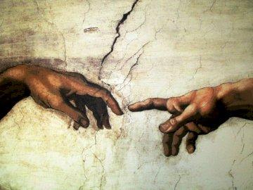 Dotknąć Boga - mistyczne pragnienie zbliżyć się do Pana