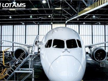 BOEING 787 - Bawcie się razem z nami i ułóżcie puzzle w jak najkrótszym czasie. Do dzieła! Powodzenia!