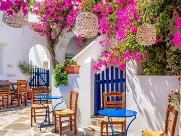 Mykonos, Greece - Mykonos, Greece - summer