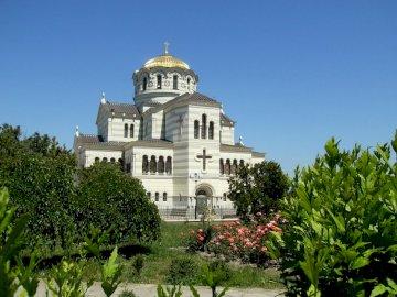 Krymská pravoslavná církev - Stezka krymských kostelů