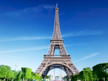 Eiffel Tower - The Eiffel Tower is one of the most visited paid attractions in the world.