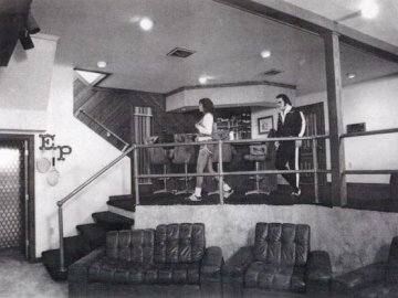 Racquetball Room At Graceland - In 1975 Elvis Became Interested In Sport Of Racquetball So He Constructed A Building To Accommodate