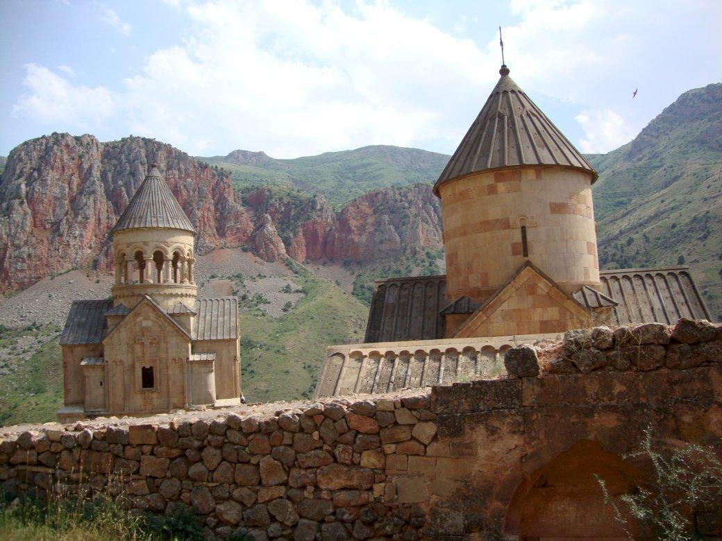 Armenia - Noravank - Monasterio Noravank IX - siglo XIV (15×12)
