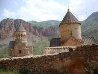 Armenien - Noravank