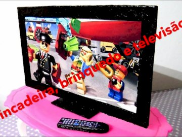 Brincadeira, brinquedo e televisão - Brincadeira, brinquedo e televisão
