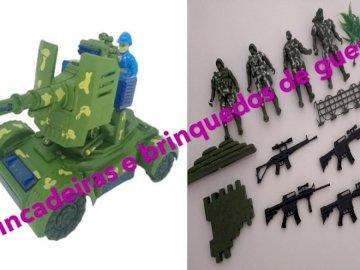Jucării și jocuri de război - Jucării și jocuri de război