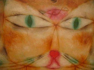 Kot i ptak - Kot, ptak, historia do odkrycia, wynalezienia ... Dzieła sztuki.