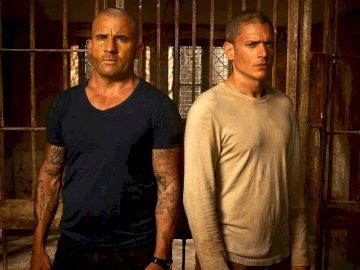 Prison Break Michael și Lincoln - Prison Break Michael și Lincoln