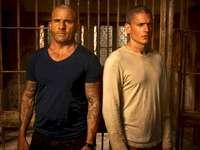 Prison Break Michael és Lincoln
