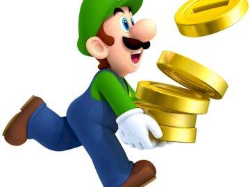 Puzzle - Luigi Puzzle