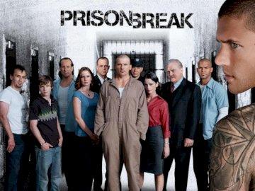 Pauzele de închisoare Sezonul 1 - Pauzele de închisoare Sezonul 1