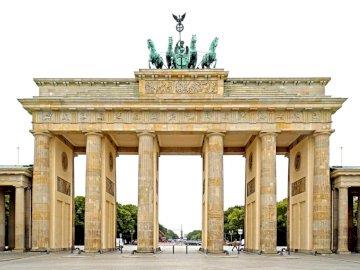 Βερολίνο - Πύλη του Βρανδεμβούργου - Παζλ για μικρότερα παιδιά