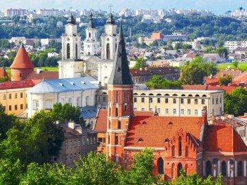 Puzzle - Wilno stolica Litwy - Puzzle - Wilno stolica Litwy