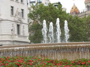 Fontanna. - Κρήνη της Βαρκελώνης