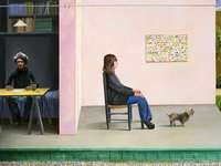 David Hockney - Goldfarb & Masurovsky