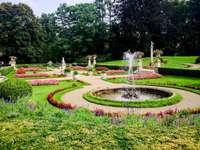Krásná zahrada