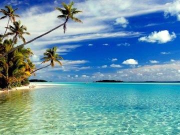 Wakacje nad morzem - Dowiedz się gdziechciałabym spędzić wakacje.