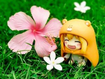 Schöne Blumen - Was für hübsche Blumen!