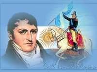 Manuel Belgrano - Manuel Belgrano. Manuel Belgrano, maker van onze vlag. Schepper van de Argentijnse vlag. Maker van o