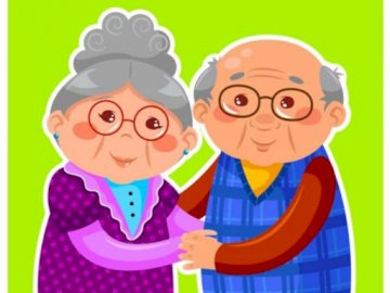 Nagymama és nagyapa - nagymama és nagypapa - Nagymama és nagyapa - nagymama és nagypapa. Boldog rakás!