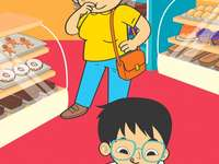 LITTLE KIDS 4 - UČITEL ANA KARLA