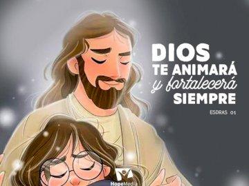 Jesus liebt uns - Lieber Bruder, es ist mein Wunsch, dass Sie sich einer guten Gesundheit erfreuen und dass alle Ihre