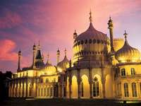 Brighton, Royal Pavilion, architecture