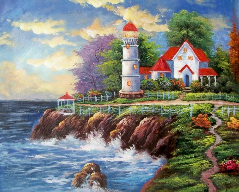 La peinture - Puzzle. La peinture (10×10)