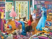 A filha da costureira