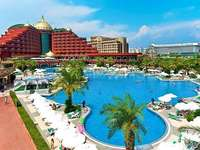 Hotel With Swimming Pool, Turkish Riviera - Hotel With Swimming Pool, Turkish Riviera