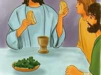 Dernière Cène de Jésus