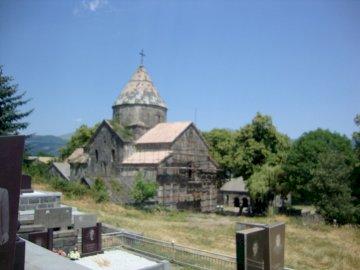 Piękna Armenia - Jeden z średniowiecznych monastyrów w Armenii