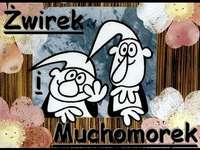 """Żwirek és Muchomorek - """"Irewirek i Muchomorek"""" mese"""
