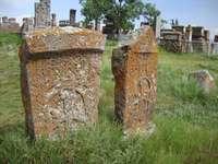 Armenia - Khachkary en Noratus